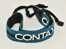 Contax 645 original neck strap with strap lungs