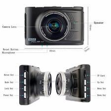3.0'' 1080P Full HD Car DVR Dash Camera Digital Video Cam Recorder G-Sensor 120°