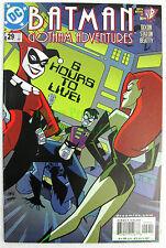 BATMAN Gotham ADVENTURES #29 HARLEY QUINN - POISON IVY Very Nice BIG PICS!