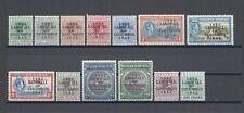 BAHAMAS 1942 SG 162/75A MNH Cat £80