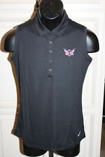 Nike Womens Golf Polo Small S US UK RYDER CUP 1969 Black RARE NEW