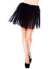 New Chiffon Adult Ballet 3 Layer Tutu Skirt Dance Skate Wrap Costume Dress Skirt