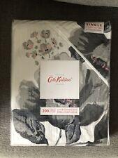 Cath Kidston Cotton Mid Wild Poppies SINGLE Duvet Cover + Pillowcase - RRP £65