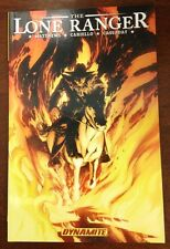 THE LONE RANGER Volume 3 Scorched Earth Trade Paperback TPB Matthews Cariello