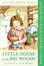 Little House in the Big Woods (Little House (HarperTr... by Wilder, Laura Ingall