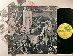 DEEP PURPLE : DEEP PURPLE  -  1981 LP Italy reissue