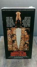 Murder on the Orient Express (VHS, 1998)