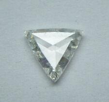 0.20 Cts Natural Rare H-I Color SI Triangle Rose Cut Diamond