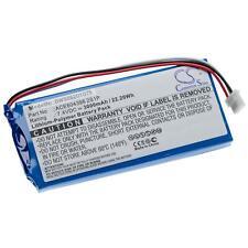 Bateria 3000mAh para Aaronia Spectran ACE604396 2S1P