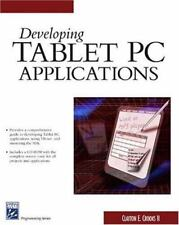 Developing Tablet PC Applications (Charles River Media Programming)-ExLibrary