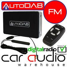 AutoDAB FM-UNIVERSALE Rifugio di aggiungere in auto DAB DAB + ricevitore sintonizzatore radio digitale