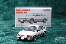 [TOMICA LIMITED VINTAGE NEO LV-N124d 1/64] HONDA BALLADE SPORTS CR-X 1.5i WH/SV