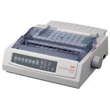 Oki Microline 320 Turbo Dot Matrix Printer - 435 Cps Mono - 240 X 216 Dpi -