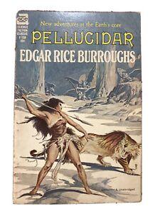 Pellucidar By Edgar Rice Burroughs First Ace Edition F-158