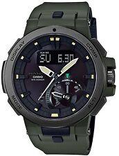 CASIO 2017 PROTREK PRW-7000-3JF Triple Sensor Ver.3 Multiband 6 Men's Watch New