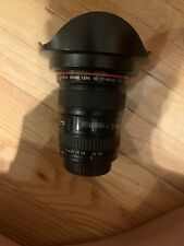 Canon Zoom Lens EF 17-40mm