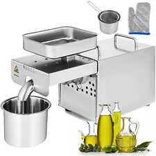 Presse À huile froide froid Chaud Expeller 220v Qualité Alimentaire