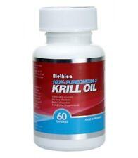 Biethica Huile De Krill Anti-oxydant Omega 3 DHA EPA Pilule Plus bas