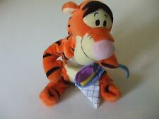 """Disney Tigger 8"""" Star Bean By Fisher Price,, Catching Butterflies"""