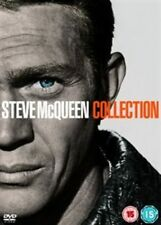 Steve McQueen Collection 5039036030625 With Charles Bronson DVD Region 2