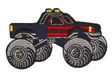 Am77 Auto Pompieri Fire Fighter TRUCK ricamate STAFFA immagine applicazione rappezzi
