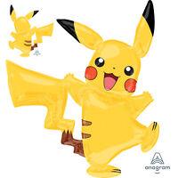 Pokemon Pikachu Giant AirWalker Foil Balloon by Amscan