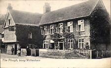 Long Wittenham between Wallingford & Abingdon. The Plough.