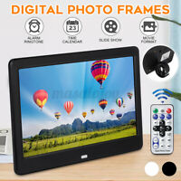10inch Digital Photo Frame with Automatic Slideshow Photo/Music/Video   ☆