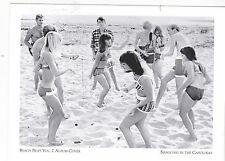 "*Postcard-""Beach Beat #2/LP Cover""(Atlantic Records)Shagging In Carolinas (#83)"
