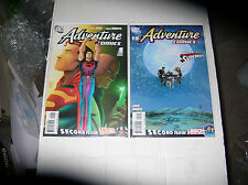Adventure Comics (2009, DC) 24 issues beginning with 1 (504)