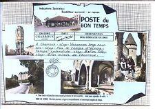 CP 86 Vienne - Charroux - Multivues colorisées II