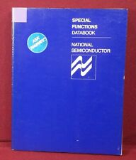 1979 National Semiconductor Special Functions Data Book - Op Amps, Converters, +
