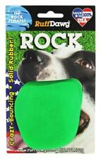 """RuffDawg Floating Rock Dog Toy 3.5"""" Assorted Colors"""