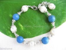 "Less than 7"" Freshwater Beaded Fine Pearl Bracelets"