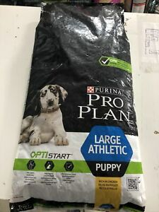 Pro Plan Large Athletic Puppy Dog Food - 12kg - Free Delivery
