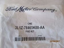 3L1Z-78465K00-AA FORD OEM MOULDING PAD KIT - 3 PIECES - NEW - FREE SHIPPING