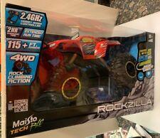 Maisto Rockzilla Pro Series Radio Control Monster Truck Rock Crawler 1:10 4WD RC