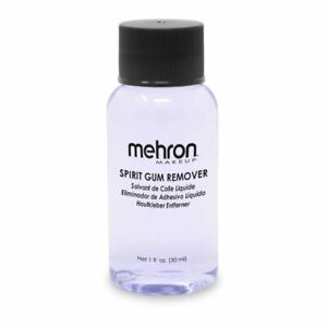 Spirit Gum Mehron glue or remover latex free special effects lace wig theatrical