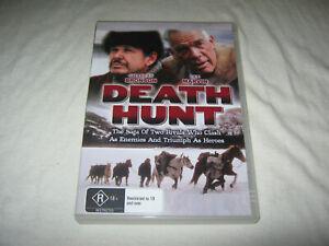 Death Hunt - Charles Bronson - VGC - DVD - R4