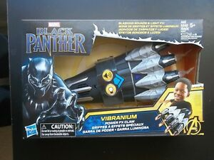 Marvel Black Panther Vibranium Power FX Claw-NEW In Factory Packaging