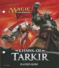 Khans of Tarkir Fat Pack's Player's Guide MTG MAGIC the GATHERING, New