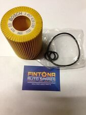 Vauxhall Astra 1.7 DTI & CDTI Genuine Bosch Oil Filter