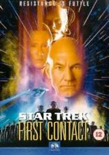 Star Trek: First Contact [DVD, 1996] New and Sealed