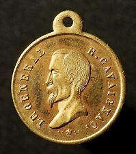 Frankreich, Tragbare Medaille 1848, General Cavaignac, Chef du pouvoir exécutif
