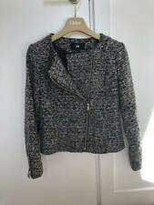 H&M Tweed style fitted jacket Lana Del Rey Collaboration UK8, EU 34, US4