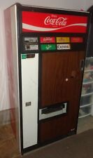 CA0003 Vintage Coca Cola Coke Vendo Model: V220-125 Can Soda Pop Vending Machine