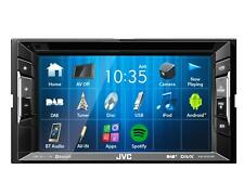 JVC KW-V235DBT DVD/CD/USB Receiver con 6.2-inch Clear Resistive Touch Control Mo