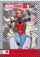 #94 SQUIRREL GIRL (2018) 2017 Upper Deck Marvel Annual U.S.AVENGERS