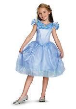 Cinderella Movie Classic Girls Costume Size M (7-8)