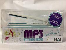 Hai Hot Tunes MP3 Nano Ceramic Styling Flat Iron ( Brand New )